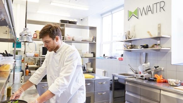 Waitr recently launched a restaurant incubator lab