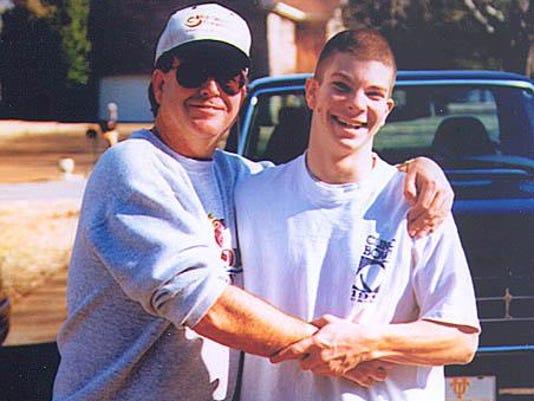 Jason & Dad2