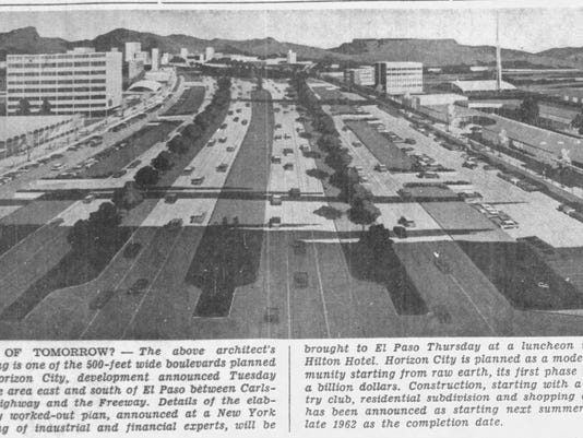 HORIZON CITY PLAN