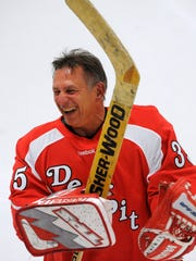 Ken Holland was named Red Wings GM in July 1997.