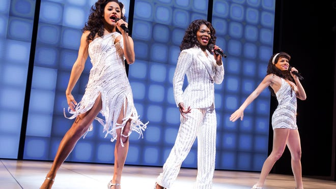 """""""Summer: The Donna Summer Musical,"""" which was scheduled for April 28-May 3, is among the performances that will be canceled because the Kravis Center has extended its coronavirus-related closing to May 30. [Photo by Matthew Murphy}"""