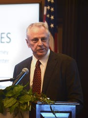 Morris Dees is a co-founder of the Southern Poverty Law Center in Montgomery.