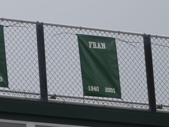 Farmington Harrison's football field already honors