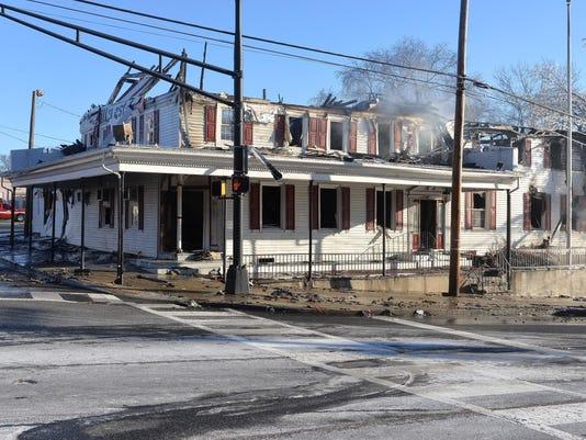 Cause Of Bridgeton Tavern Fire Still A Mystery