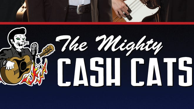 "The Mighty Cash Cats will be bringing their ""Here's Johnny'' show to the Ojai Underground Exchange Saturday night, just about 15 minutes away from where Johnny Cash actually lived in Casitas Springs."