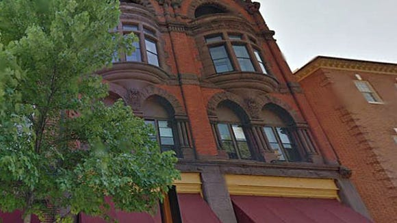 1887 Dempwolf designed Mutual Insurance Company from Google street view