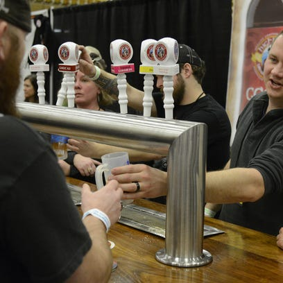 Winter Warmer Beer Festival at the U.S. Cellular Center