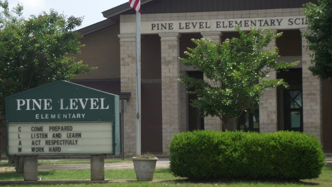Pine Level Elementary School was awarded grants for two pre-kindergarten classes on Tuesday.