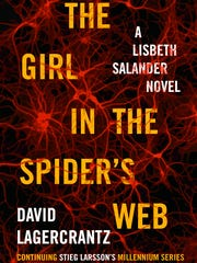 """The Girl in the Spider's Web"" by David Lagercrantz."
