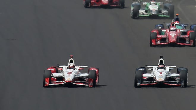 There still is some guesswork as to how many cars will compete in this year's centennial Indy 500.