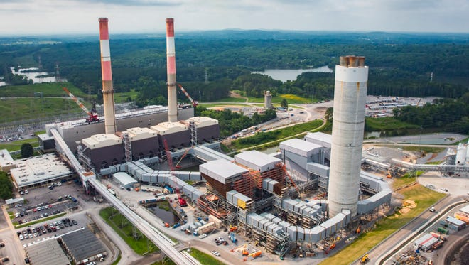 The Tennessee Valley Authority's Gallatin Fossil Plant