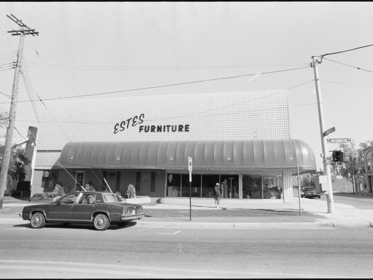 From the Archives Estes Furniture
