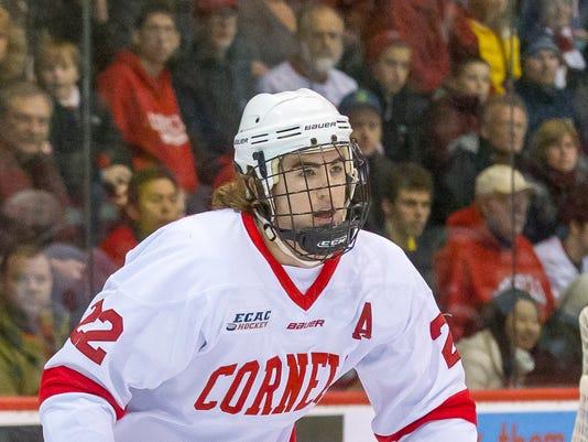 Cornell Mens Ice Hockey vs Colgate