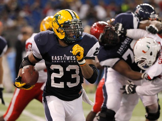 NCAA Football: East-West Shrine Game