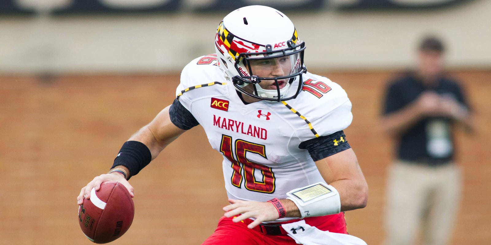 best service 36aef 25b76 College Football Countdown   No. 64  Maryland