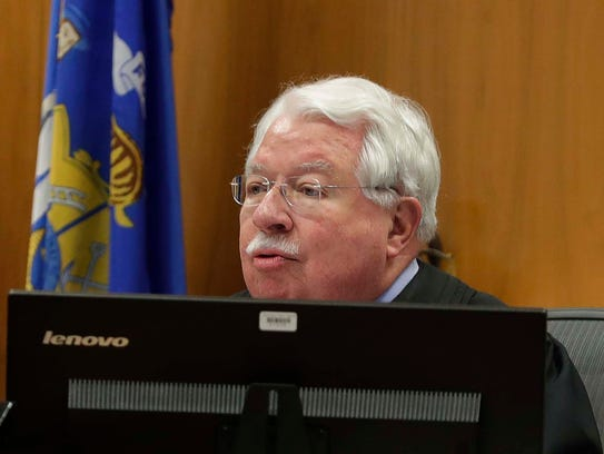 Waukesha County Circuit Judge Michael Bohren   begins