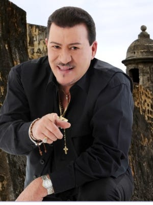 Tito Rojas, salsa singer, coming to Vineland.