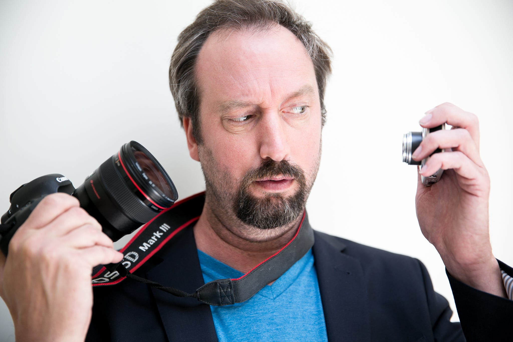 tom green something in the water