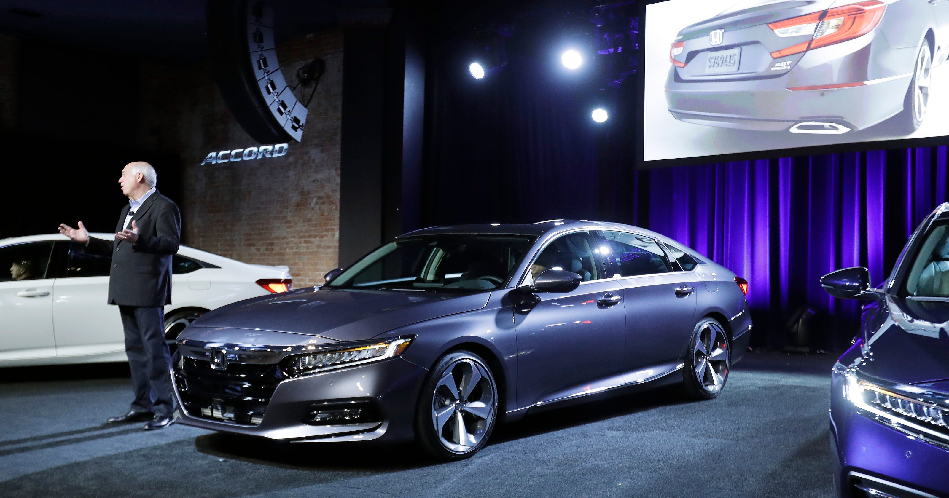 There S A New Honda Accord Does Anyone Care