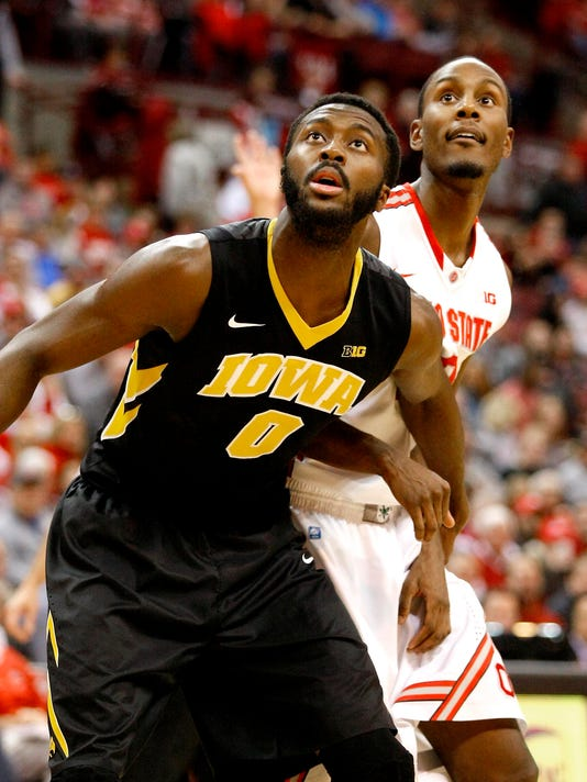 NCAA Basketball: Iowa at Ohio State