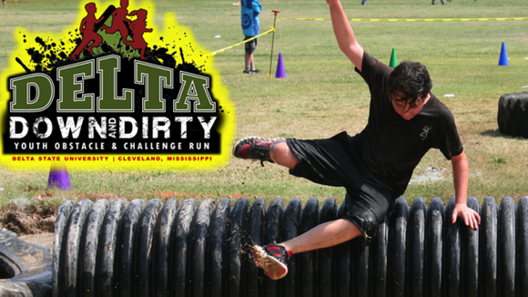 Delta State hosts the Second Annual Delta Down and Dirty at Statesmen Park Saturday.