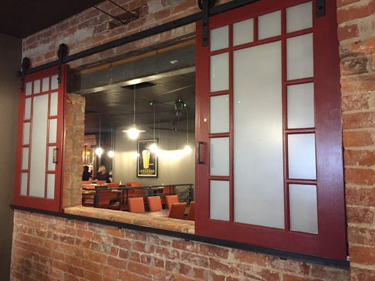 Downtown Zionsville's Cobblestone Grill has a new look, name and menu. The contemporary Cobblestone serves a menu focused on New American dishes and local ingredients.
