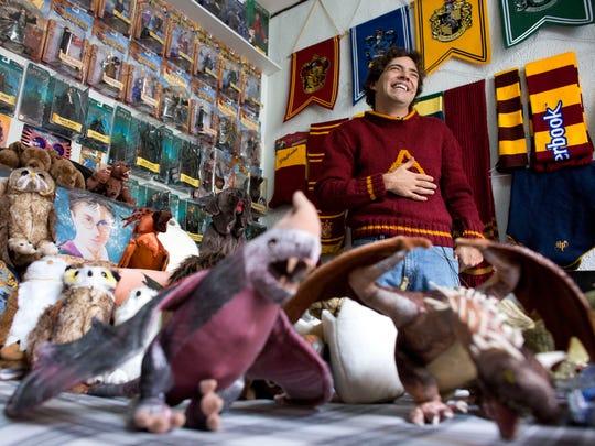 Mexico Harry Potter Record