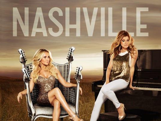 Nashville soundtrack cover