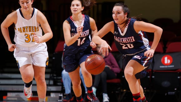 Eastchester defeats Panas 62-54 in the Section 1 Class