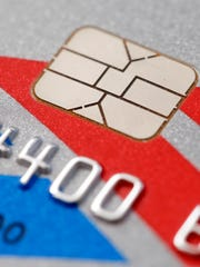 On Oct. 1, chip enabled credit cards reach the one
