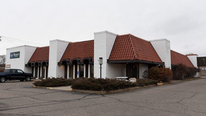 Michael's Restaurant Thursday, Feb. 23, along U.S. Highway 10 in St. Cloud.