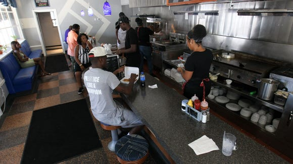 Jerry Deen's Family Restaurant  opened in Wilmington recently and offers late night take-out on Fridays and Saturdays from midnight to 4 a.m.