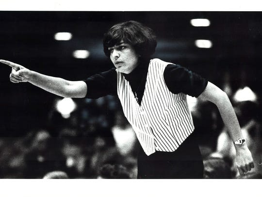 Carole Baumgarten led Drake to women's college prominence