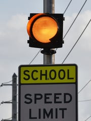 More crossing guards, flashing speed limit signs, and others steps have been taken near Odyssey Charter School on Eldron Blvd. in Palm Bay. Last April, a student was hit and killed by a motorist up the road from the campus.