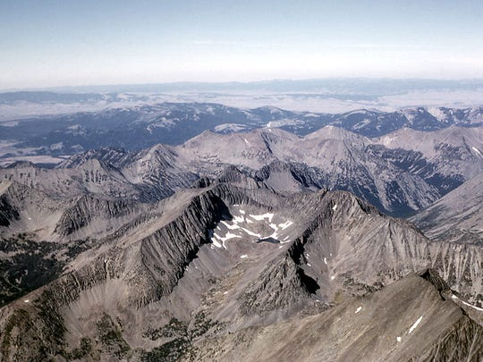 Crews continued searching Wednesday for a 39-year-old Michigan man who was reported missing in the Crazy Mountains northeast of Livingston, Montana.