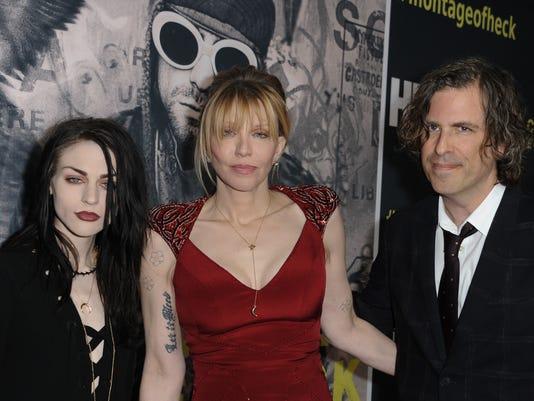 Frances Cobain, Courtney Love, Brett Morgen