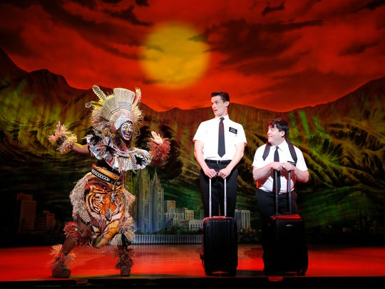 """The Book of Mormon"" runs Oct. 20 through Nov. 8."