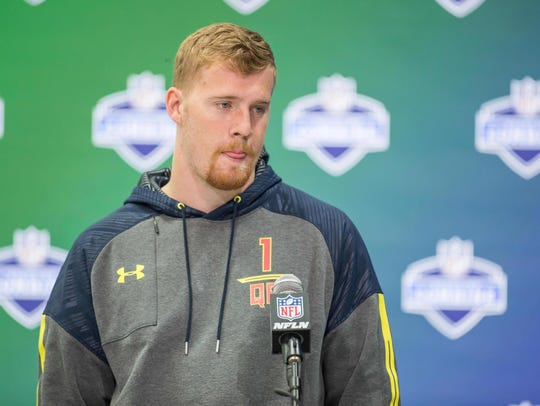 One of C.J. Beathard's top strengths heading to the