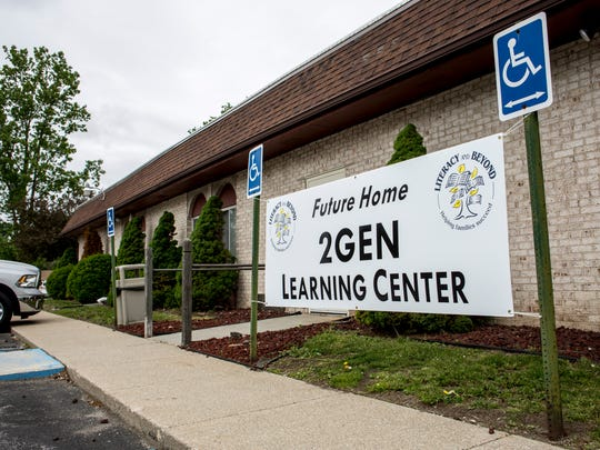 Literacy and Beyond has purchased a new building at 3110 Goulden St. with a $225,000 grant from the Stebbins Family Fund from the Community Foundation for Southeast Michigan.