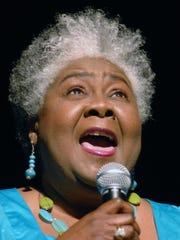 Blues artist Dorothy Moore will be among the Mississippi