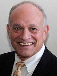 USA Gymnastics Board of Directors' Chairman Paul Parilla,