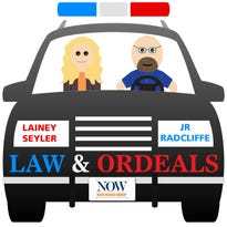 "Law and Ordeals podcast: Episode 3 -- ""I'm high right now"""