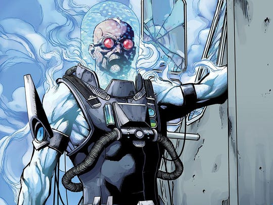 The backstory of Mr. Freeze in DC Comics lore helped