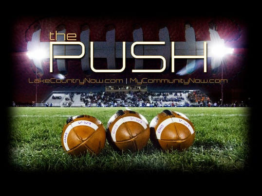 The Push logo