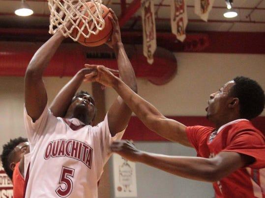 LHSAA Boys Basketball Playoffs - Ouachita vs Zachary