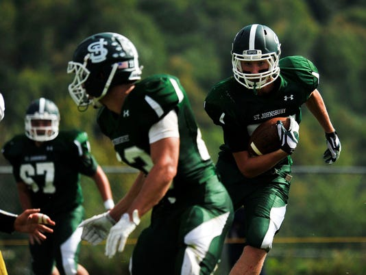 Essex-St. Johnsbury football