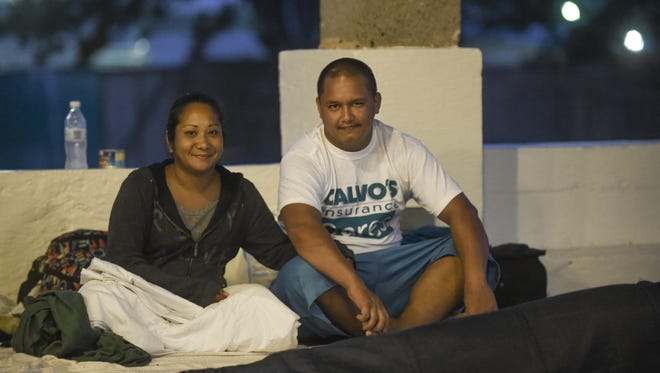 The Guam Homeless Coalition's annual count of Guam's homeless took place island-wide on Jan 29.