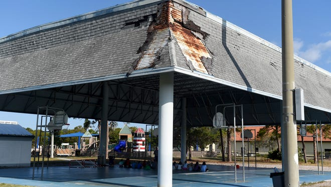 Parents and staff are pushing to replace the aging Jensen Beach Elementary School, which was built in 1970 and has a laundry list of problems that need to fixed.