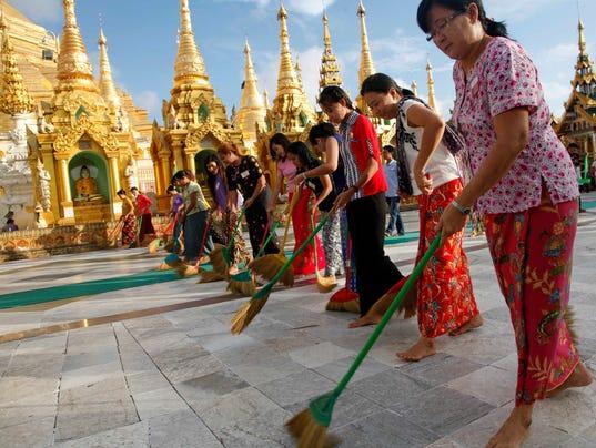 Myanmar Shwedagon Swe