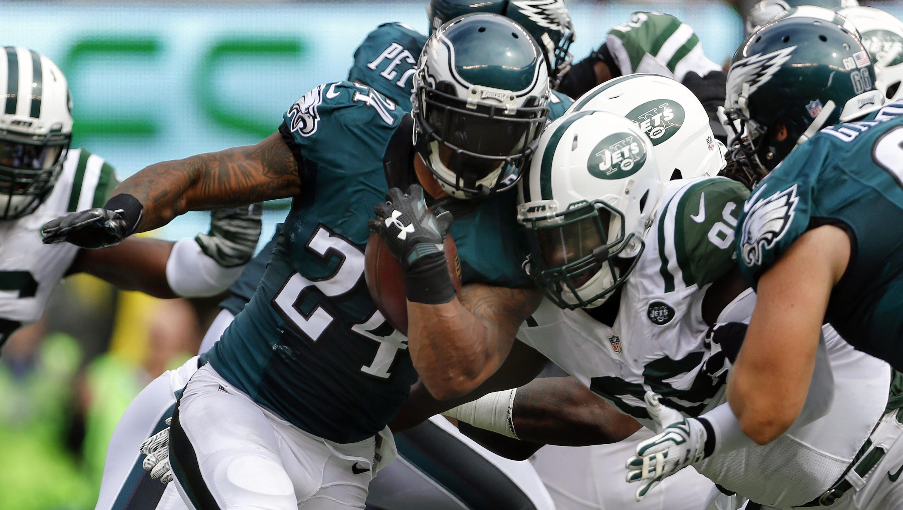 ... Jersey Herald - Linden football to retire number of Jets DL Wilkerson  ... 3e544e407
